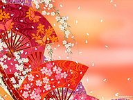 Floral Patterns and Colors in Japanese Kimonos66 pics