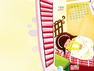 Lovely Cartoon Illustrations in Children Magazine (Vol.04)50 pics