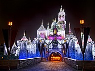 Christmas Night at Disneyland29 pics