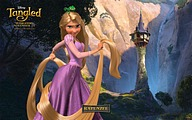 Animated Movie : Tangled (2010)6 pics