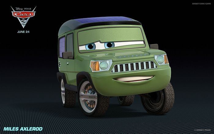 Car Miles In Cars 2 Movie Wallpapers 33 Wallcoo Net