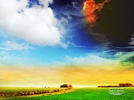 Dreamy Landscape by Photo manipulation30 pics