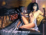 Power and Beauty : Dorian Cleavenger Fantasy Art Wallpapers17 pics